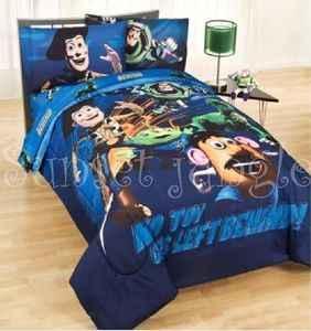 Disney Pixar Toy Story Bedroom Collection (Santa Nella Los ...