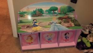 Disney Princess Bench W Storage Altamonte For Sale In