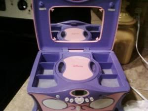 Disney Princess Jewelry Box Cd player Chickasaw Curry Ford 32829