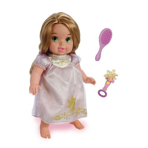 disney tangled baby doll
