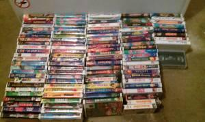 Disney Vhs Movies Nw Fresno For Sale In Fresno