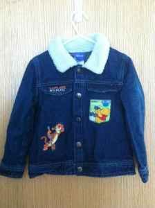Disney Winnie the Pooh & Tiger Jean Jacket - (North Pole/Fairbanks