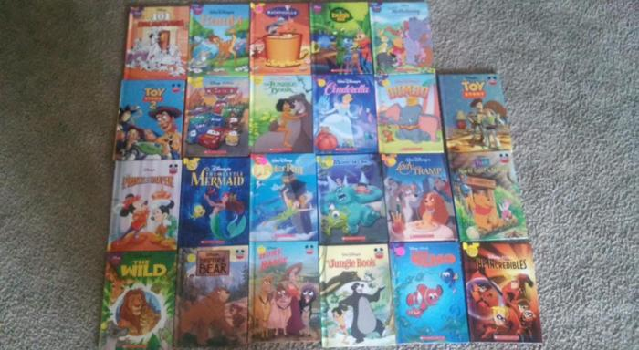 Disney Wonderful World Of Reading For Sale In Harrisburg