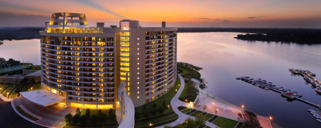 Disney World - Bay Lake Towers at Contemporary Resort