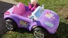 disney princess electric car piqua for sale in dayton