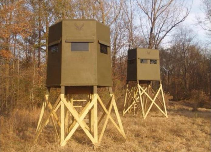 Dixie Deer Stands For Sale In Church Hill Mississippi