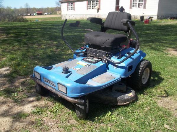 Dixon 4515b Zero Turn Rider Jasonville In For Sale In