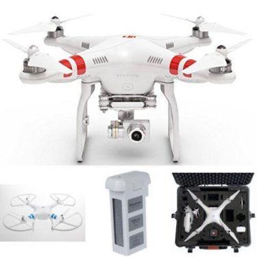 DJI Phantom 2 Vision Quadcopter with FPV HD Video Camera and 3-Axis G