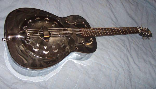 DOBRO STEELBODY GUITAR - $1250