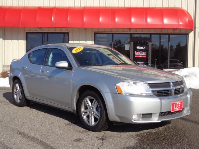 dodge avenger r t 4dr sedan 2010 for sale in windham maine classified. Black Bedroom Furniture Sets. Home Design Ideas