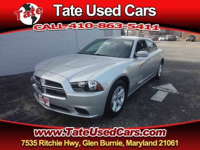DODGE Charger SE 4dr Sedan 2012