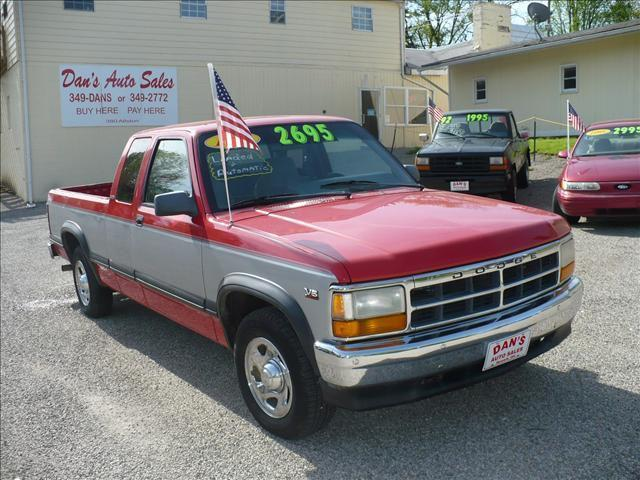 dodge dakota 1995 1995 dodge dakota car for sale in newark oh. Black Bedroom Furniture Sets. Home Design Ideas