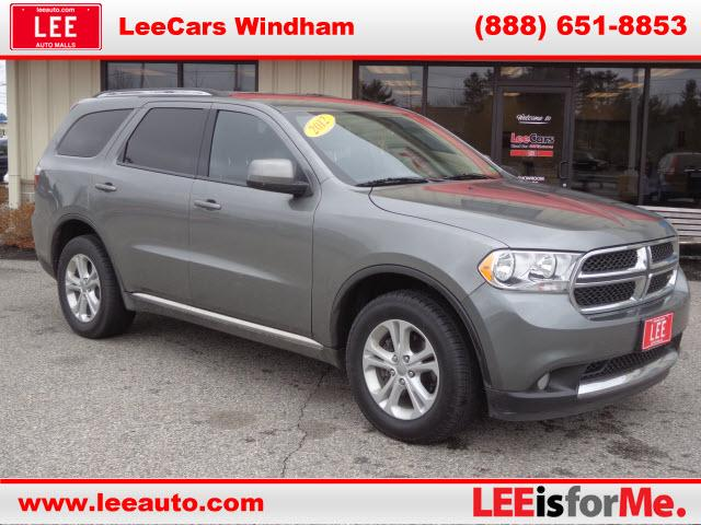 dodge durango awd sxt 4dr suv 2012 for sale in windham maine classified. Black Bedroom Furniture Sets. Home Design Ideas