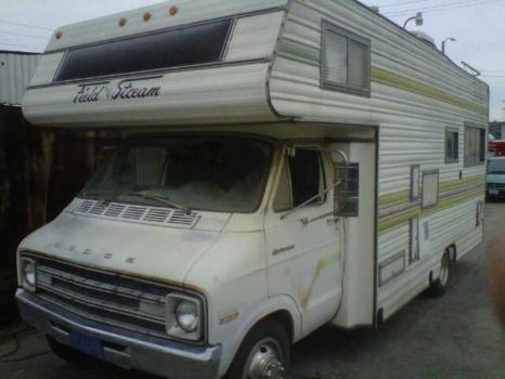 Dodge Field/Stream Motorhome