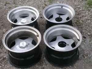 "DODGE/ford/CHEVY TRUCK 5 LUG 10 HOLE 15""X10"" MAG RIMS - (SE IA) for Sale in Ottumwa, Iowa ..."