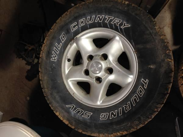 Dodge Ram 1500 Wheels and Tires - $300
