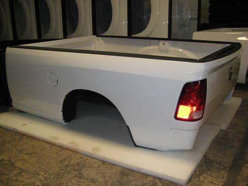 dodge ram 8 39 longbed truck bed red or white heavy duty 2500 3500 1500 for sale in defiance ohio. Black Bedroom Furniture Sets. Home Design Ideas