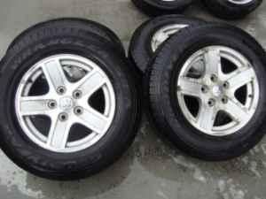 Dodge Ram rims and tires - $200 Savannah