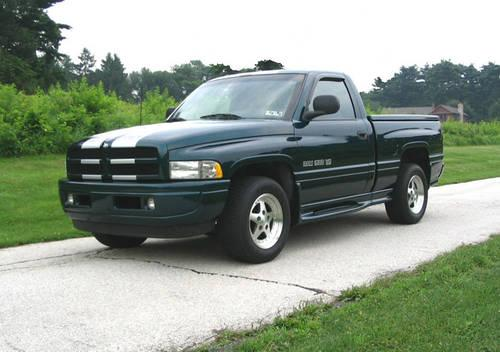 Dodge Ram Ss T Americanlisted on 1997 Dodge Ram Sst
