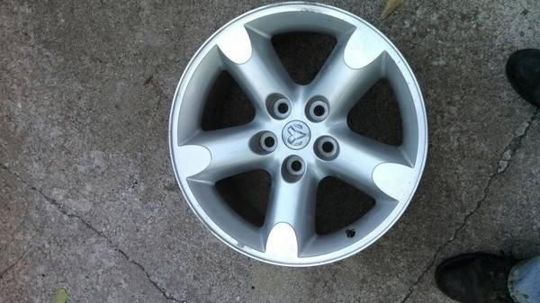 dodge ram wheels - $500