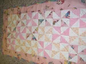 Doll blankets  baby quilts - $45 Omaha Ne.