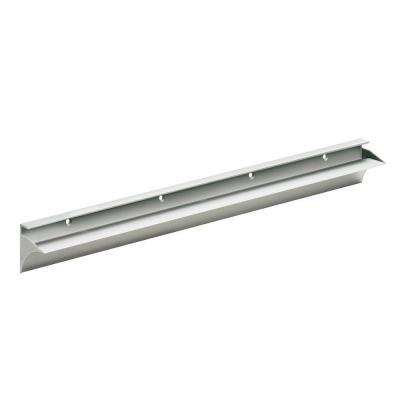 Dolle Rail 31-1/2 in. L Shelf Bracket Set in Silver