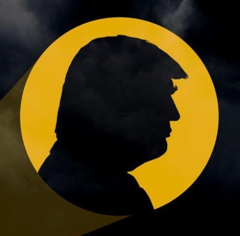 "Donald Trump Supporters - Get your red ""bat signal"" Trump shirt! for ..."