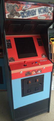 Donkey Kong Multicade Arcade Game with 60 classic video games