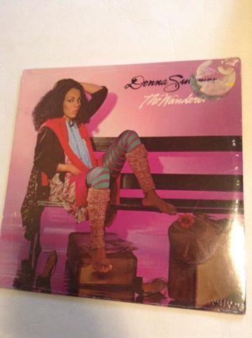 Donna Summer The Wanderer LP Sealed GHS 2000 Vinyl 1980