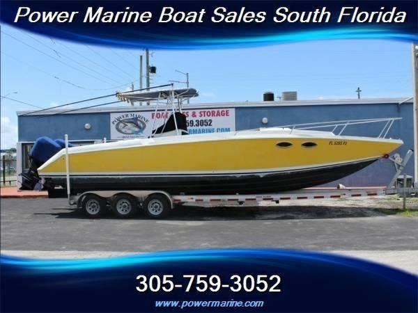 Donzi 33 Offshore w/ Full Covers & 2013 Trailer!!!/Great Deal!!