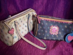 Dooney  Bourke Purses - $20 Spring