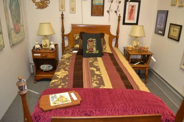Double Bed & Box-Spring