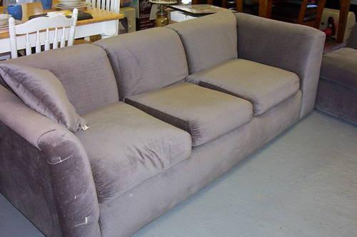 Double Couch Sectional