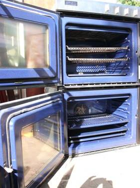 Double Oven Pyrolytic Mfg Is Gaggenau Model