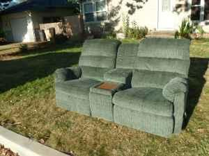 Double recliner loveseat grants pass for sale in for Affordable furniture grants pass oregon
