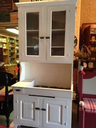 double sided dry sink cabinet - $1100