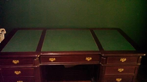 Double Sided Lawyers Desk for Sale in Leicester North Carolina