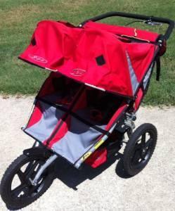 bob sport utility jogger stroller