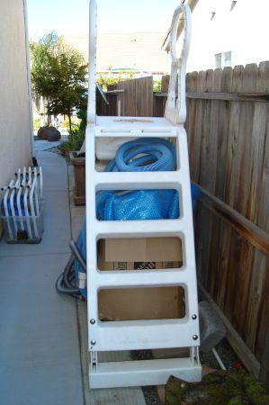 Doughboy Oasis 12x25 Swimming Pool Modesto For Sale