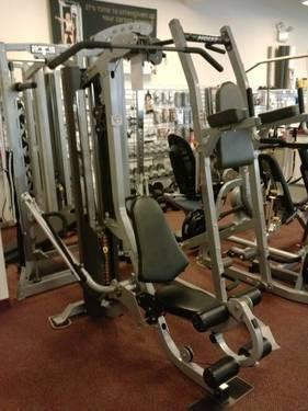 Dp Fit For Life Track 20 Home Gym For Sale In Long Grove Illinois Classified Americanlisted Com