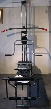 dp gympac 2500 weight machine