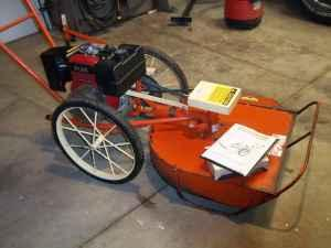 DR Field & Brush Mower - $850 (Kaukauna)