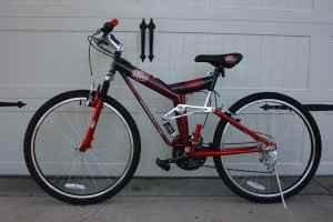 Dr Pepper 23 Flavors Mtn Bike - $200 (Papillion Ne )