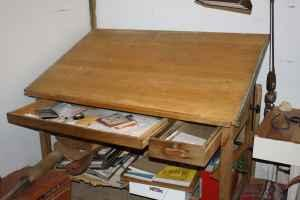 Drafting Table - $75 (Halfway)