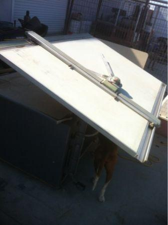 Drafting Table - $75 (Lemoore)