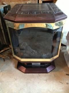Dragon Oil Fired Stove - $1100