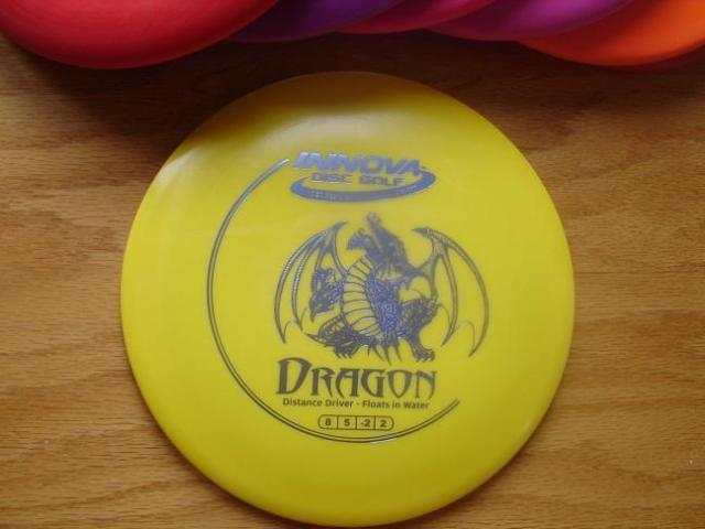 Dragon - Red or Yellow. New