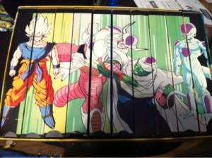 Dragon Ball Z Frieza Saga DVD Box Set