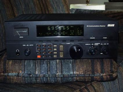 Drake R8 Shortwave Receiver
