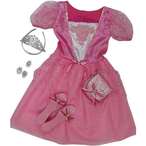 Dream Dazzlers Deluxe Dress-Up Box Set - Princess
